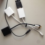 Standard Dongle Bundle: HDMI, Mini Display Port, 30-Pin